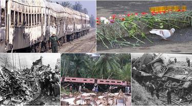 Memilukan 5 Kecelakaan yang paling mengerikan di Dunia Sepanjang Sejarah