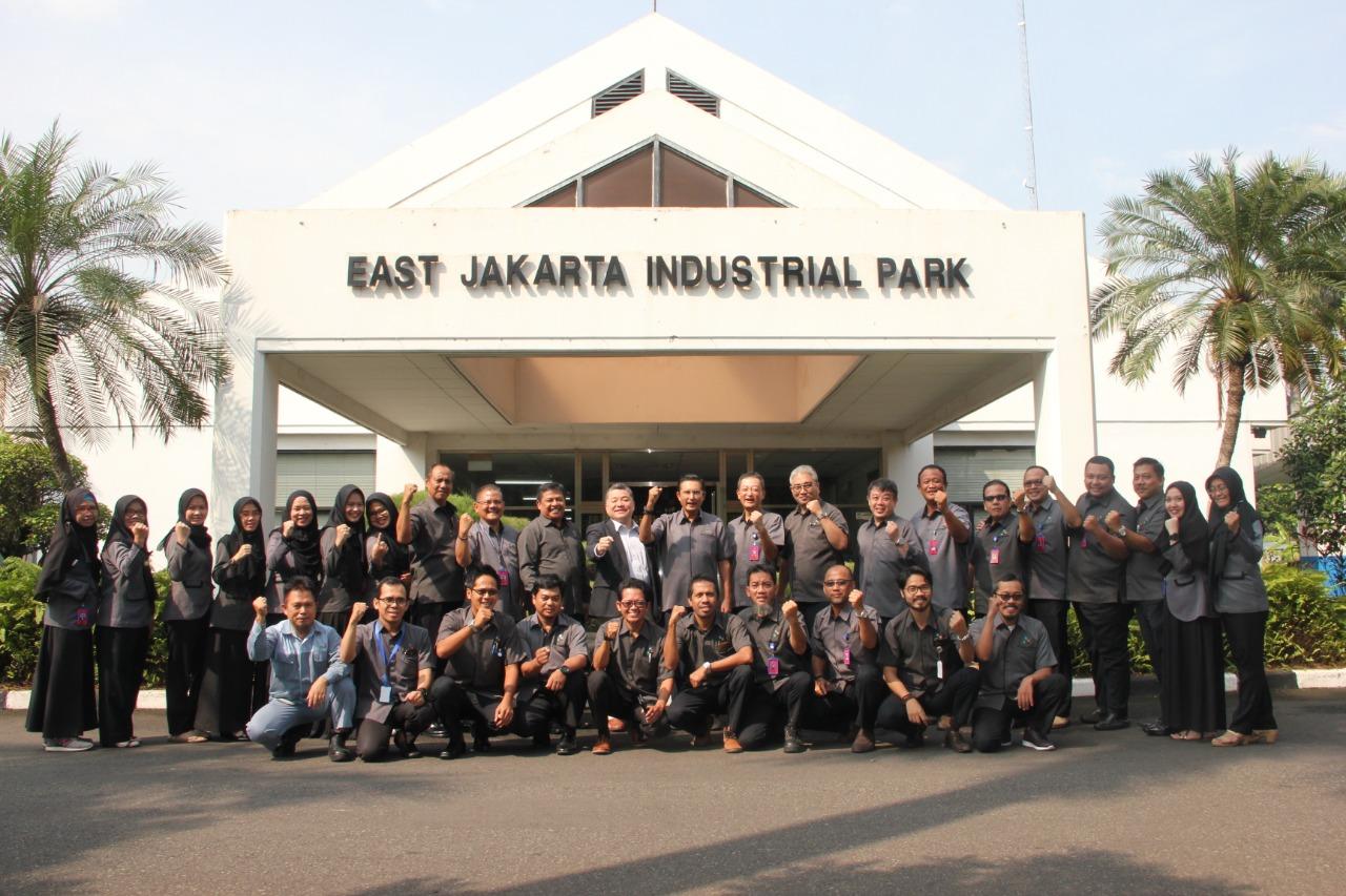 East Jakarta Industrial Park (EJIP)