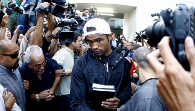 Kiper Flamengo Bunuh Pacar