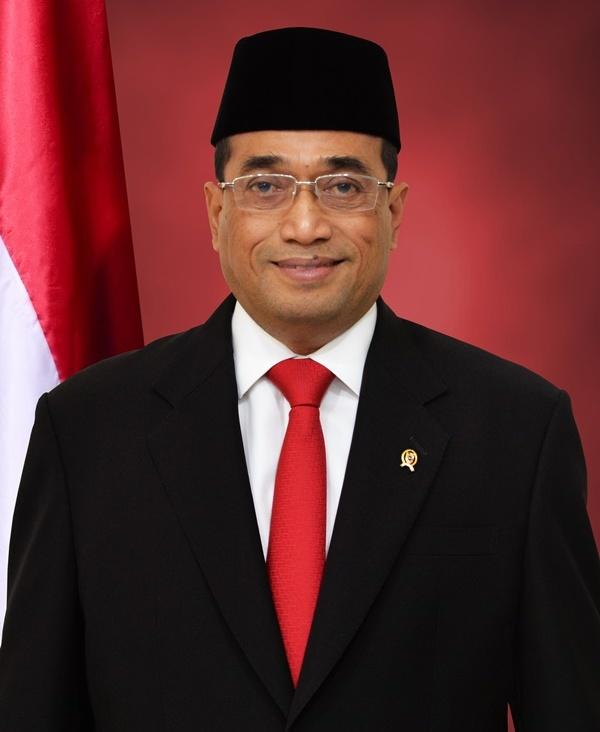Menteri Perhubungan Republik Indonesia