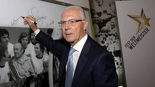 Perselingkuhan Franz Beckenbauer