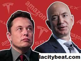 Elon Musk dan Jeff Bezos Disebut Tidak Taat Pajak