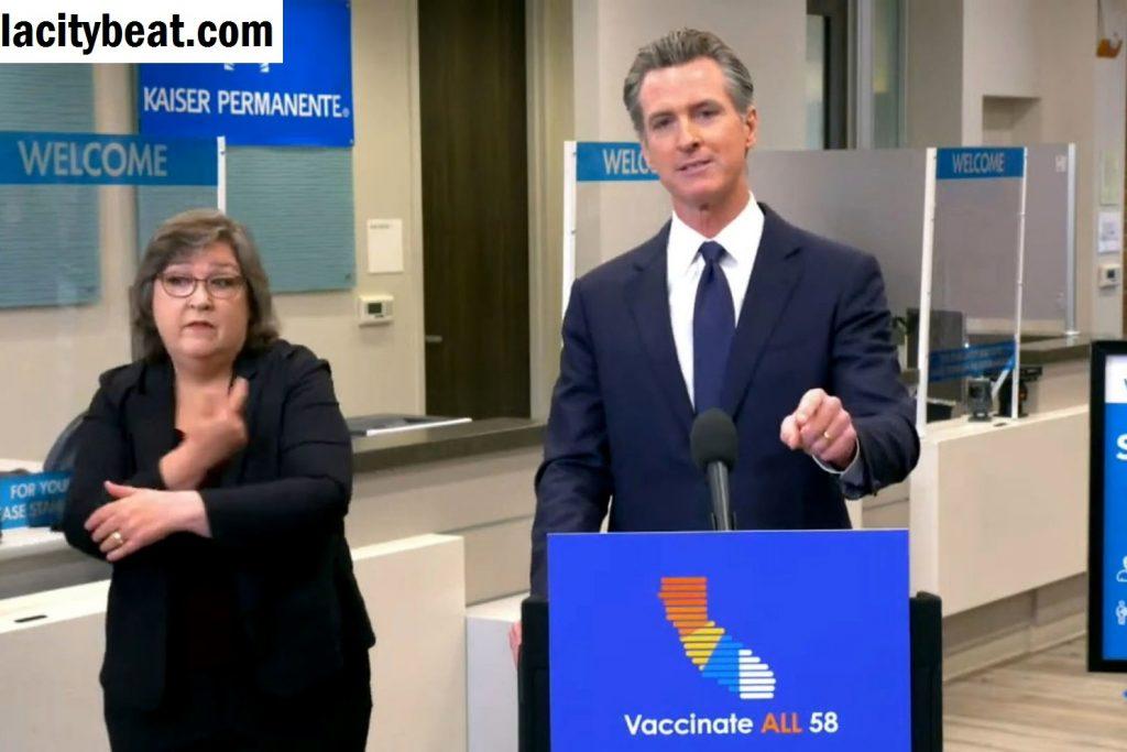Pemerintah California Harus Menunjukkan Bukti Vaksinasi